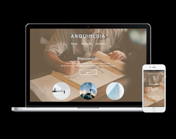 Diseño web arquitectura